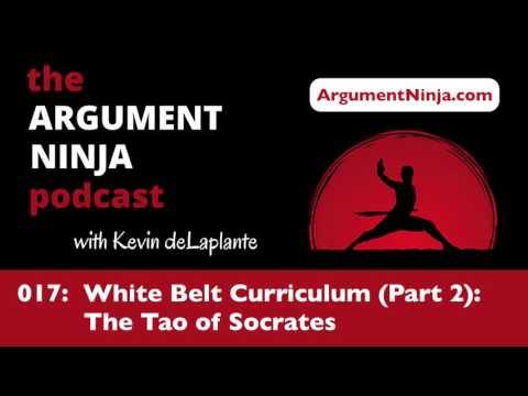 017 - White Belt Curriculum (Part 2): The Tao of Socrates