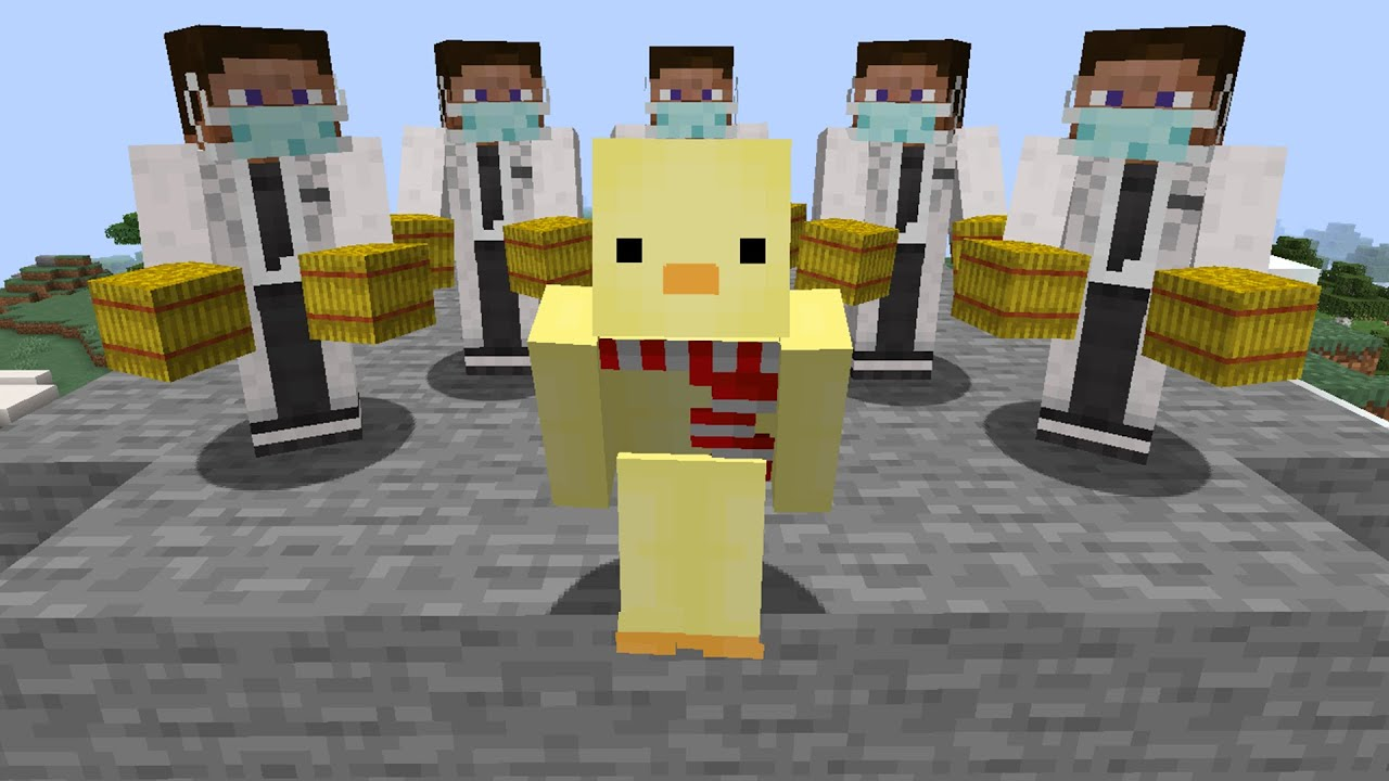 Minecraft, But If I Die My Friends LOSE (Doctor Edition)
