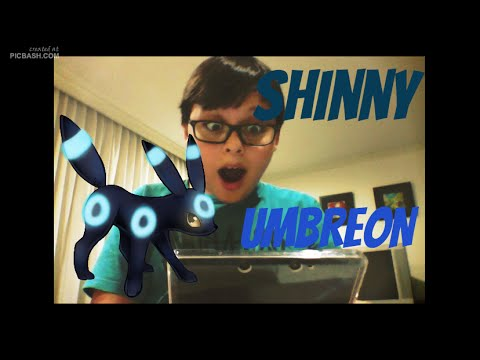 How to get any Pokemon you want | Got a Shinny Umbreon