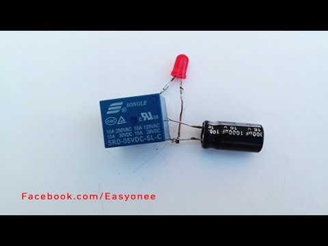 How to make led flasher relay | Simple DIY Project