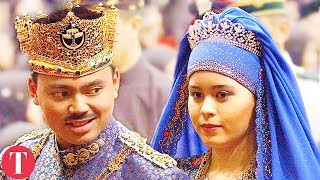 Inside The Crazy Rich Worlds Of The Brunei Princes Abdul Mateen And Abdul Malik