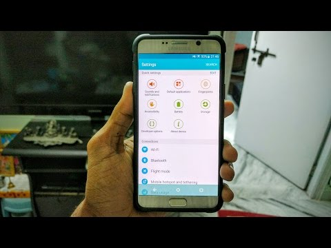 How to Enable Soft Keys on Galaxy Note 5, S6 Edge/S6 Edge Plus without Root