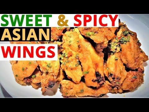 Asian Style No-Fry Crispy Chicken Wings using the Power Air Fryer Oven
