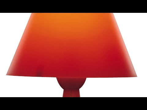 How a Miss Sissi Lamp is made- BrandmadeTV