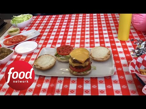 How to Make Animal-Style Burgers Part 2