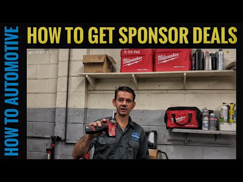 How to Get Tool Companies to Sponsor Your Content and Send You Free Tools