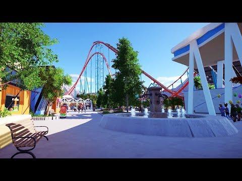 CONCRETE - planet coaster - PlanCo CityWalk