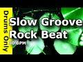 Drum Loops Slow Groove Rock 80 Bpm Jimdooleynet