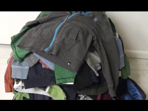 Fall 2012 Consignment Haul: Pt 2/6 CLOTHES!!!