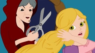 #x202b;ربانزل - ريبونزل - قصص للأطفال - قصة قبل النوم للأطفال - رسوم متحركة - بالعربي#x202c;lrm;