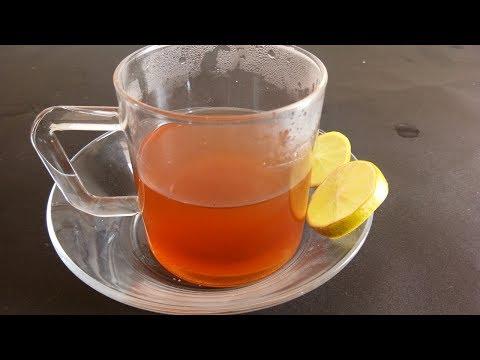 HOW TO MAKE LEMON TEA IN HINDI