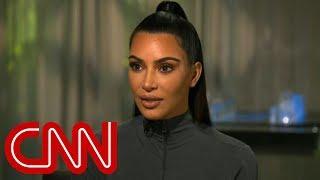 Kim Kardashian: I told Johnson she