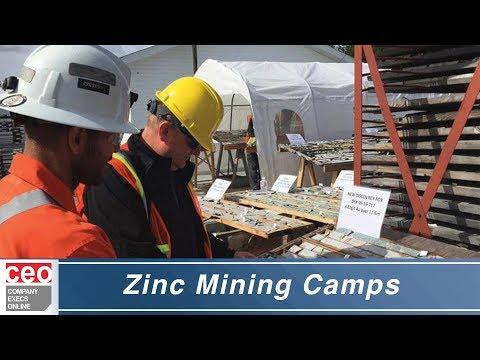 Premier Zinc Mining Camps in Canada - Osisko Metals