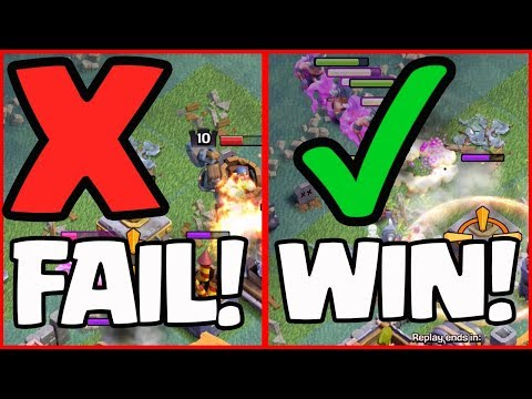HIGH RISK! One KEY Move for the WIN or FAIL in Clash of Clans!