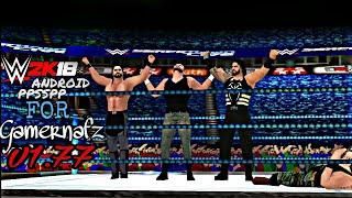 350 MB) GAMERNAFZ WWE 2K18 V1 77 HIGHLY COMPRESSED ONE PART