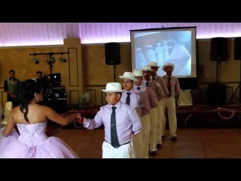 A Quinceñera's Party dance (part 1)