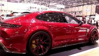 2018 Porsche Panamera Turbo M Premium Features   New Design Exterior And Interior   First Impression