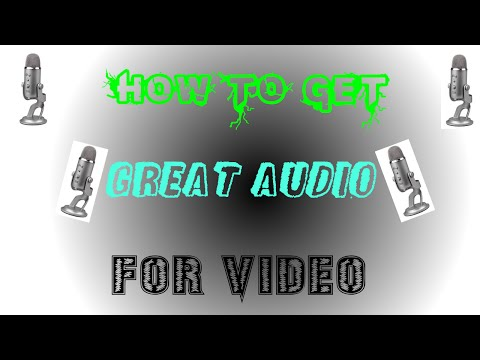 How To Record Better Video Sound Quality With Iphone