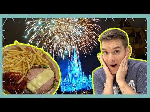 Grand Floridian Gasparilla Review & Happily Ever After Fireworks   Walt Disney World Vlog May 2018