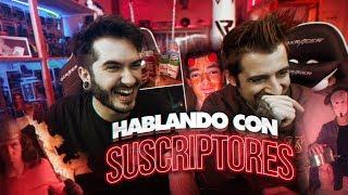 HABLANDO CON SUSCRIPTORES Y ANALIZANDO SUS COSPLAYS | Ft. Auronplay