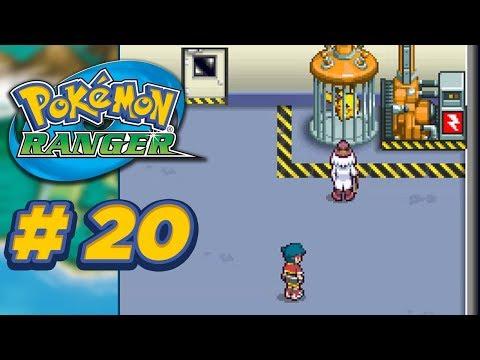 Pokemon Ranger :: Ep 20 - Pika-Power!!!