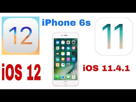 iOS 12 Final vs iOS 11.4.1 Boot Test | Speed test On iPhone 6s | iSuperTech