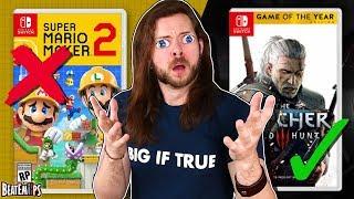 Nintendo keep SCREWING UP their Online Games