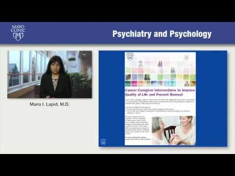 Cancer Caregiver Quality of Life and Burnout