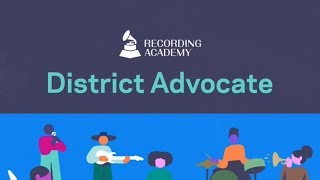 District Advocate - the largest grassroots advocacy movement for music