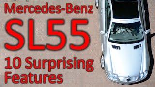 Mercedes-Benz SL55 10 Surprising Features