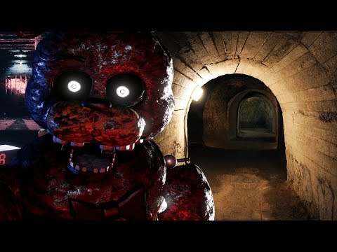 SECRET ANIMATRONIC LOCATION FOUND! || Minecraft FNAF (Five Nights at Freddys)