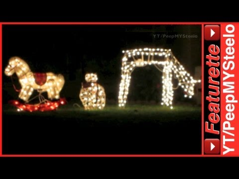 Outdoor Christmas Decorations Ideas From DIY Tree Lights to Outside Inflatable Yard & Lawn Decor