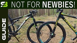 1f07bbaf973 Beginners Guide - What Are Cross Country Bikes. XC Machines Explained.