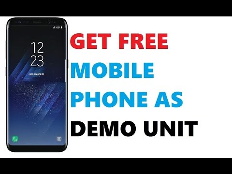 HOW TO FREE MOBILE PHONE FROM COMPANIES TEST DEMO
