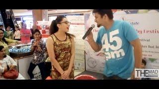 Hot Girl Singing Honey Singh Vol 1 || Yo Yo Honey Singh Vs. Badshah