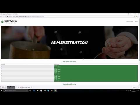 Sign up demo 1