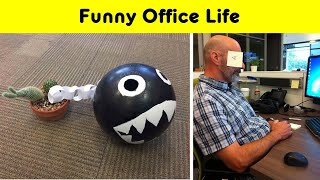 Offices Where The Employees All Have A Great Sense Of Humor (Part 3)