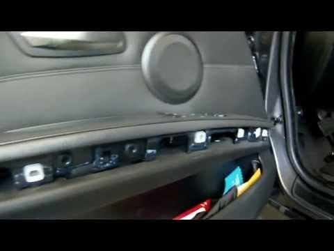 2008 BMW 328i Sedan Door Lock