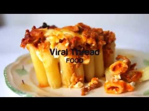 rigatoni pasta recipes