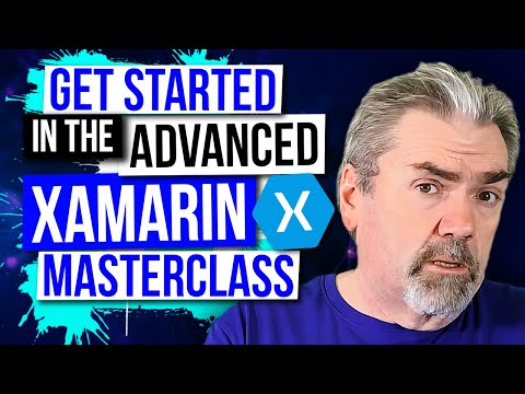The Advanced Xamarin Developer Masterclass on Udemy - Official