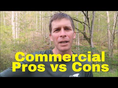 Commercial Lawn Business Accounts Have Advantages and Disadvantages