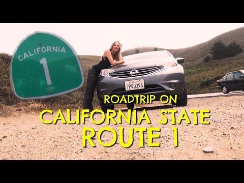 Roadtrip on California State Route 1 ⎸ 360 Honeymoon Mini Guides