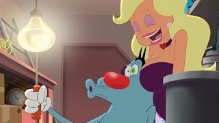 Oggy and the Cockroaches - Roommate wanted! (S04E35) Full Episode in HD