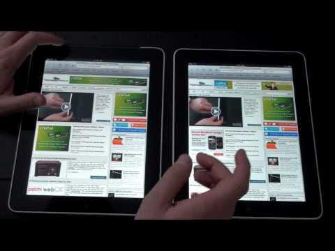 iPad Showdown: WiFi Vs. 3G