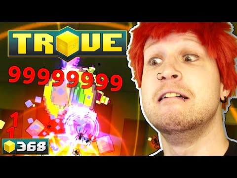 MAX DAMAGE WITH SHADOW HUNTER! ✪ Scythe Plays Trove #368