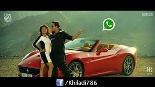 Long Drive Song - Khiladi 786 ft. Akshay Kumar & Asin whatsapp status and ringtone