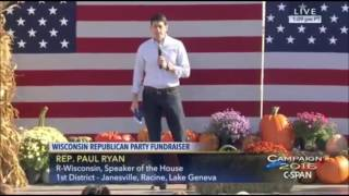 Paul Ryan Addresses the Actual Elephant in the Room October 8th, 2016