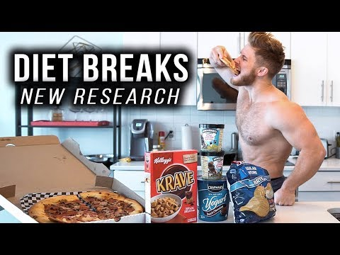 Do Diet Breaks Improve Fat Loss & Metabolism? (New Scientific Research)