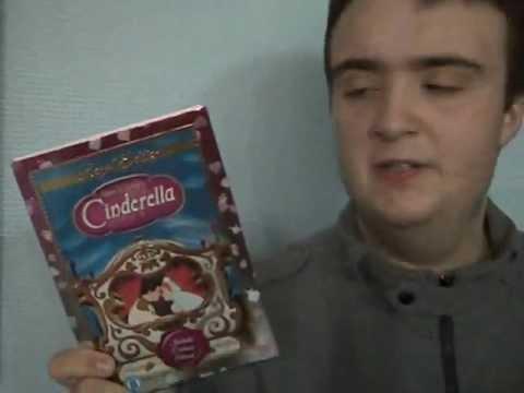 Dan's 51 Classic Disney Movies Challenge - #12 (Cinderella)