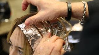 How Are Highlights Done In A Salon? : The Sheer Beauty Of Hair